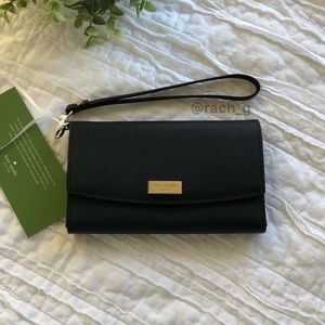 Kate Spade Laurel Way iPhone Wristlet